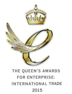 The Queens Award FOR INTERNATIONAL TRADE