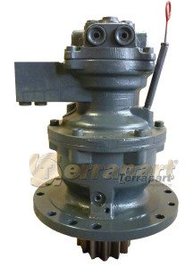 swing motor and swing reduction gear for Doosan and Bobcat