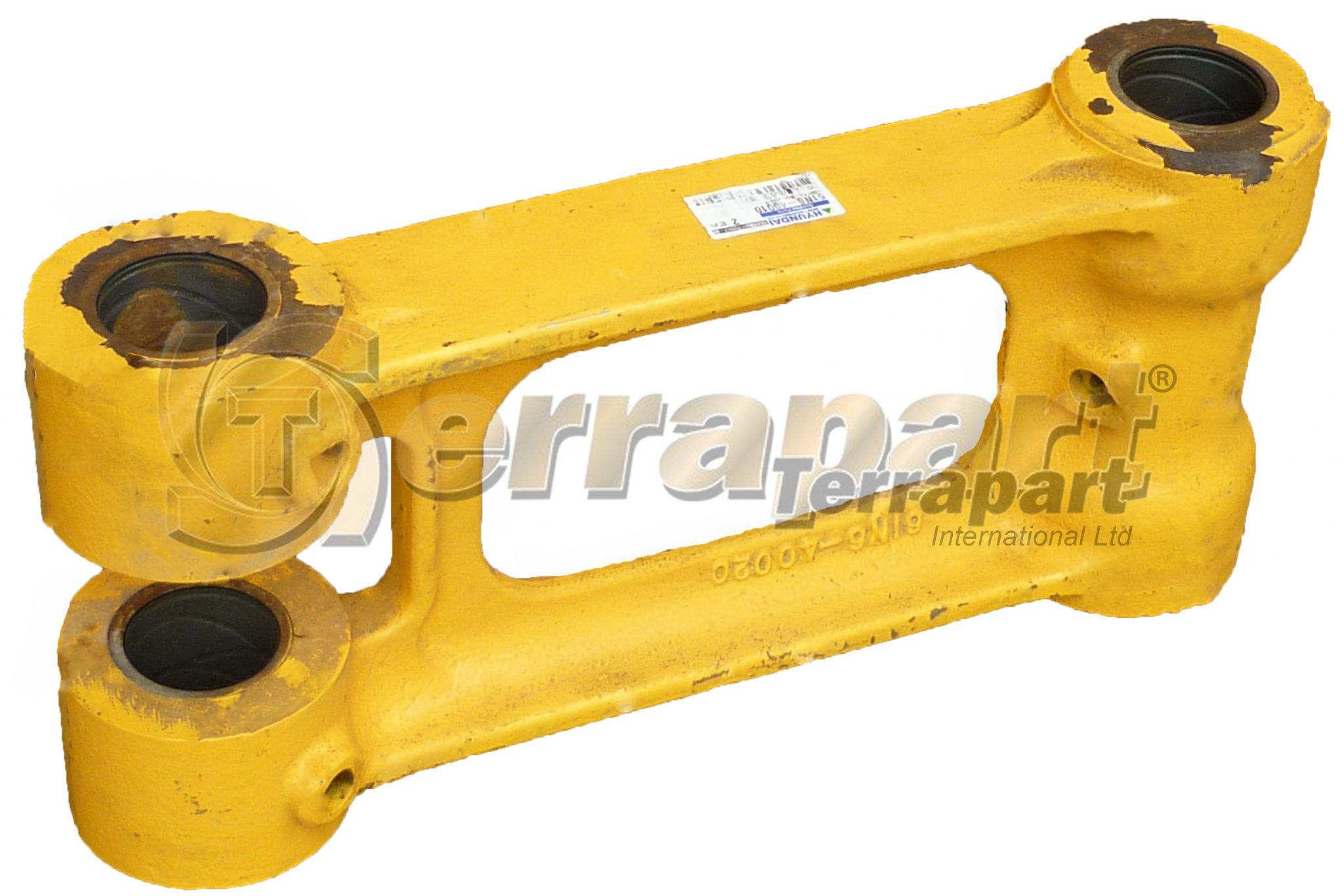 Hyundai Pins, Bushes, H-Links & Bucket Linkages Archives