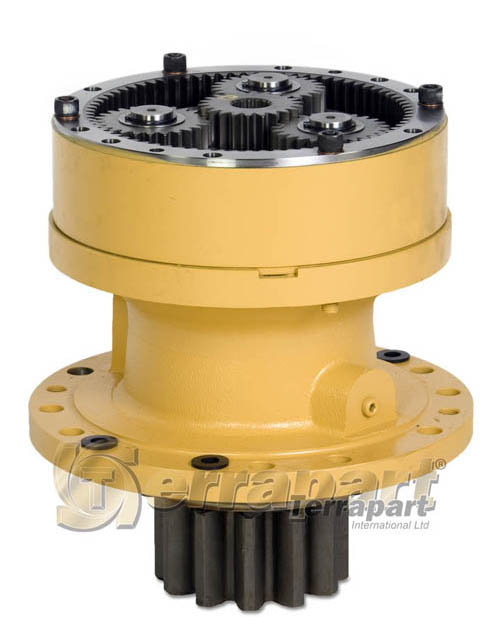Excavator Swing Reducers & Swing Gearboxes | Worldwide Shipping