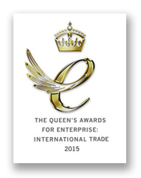 The Queen's Awards for Enterprise: International Trade 2015